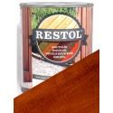 Huile pour bois Restol Brun
