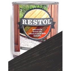 Huile de protection bois Restol Gris Indiana