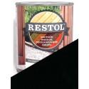 Huile pour bois Restol Noir Ebène