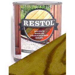 Huile de protection bois Restol Vert autoclave