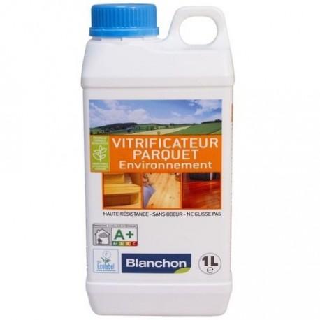 Vitrificateur parquet environnement Blanchon