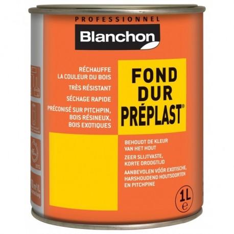 Fond dur Préplast - Bouche Pores - Blanchon