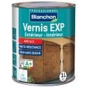 Vernis EXP Intérieur Extérieur - Incolore Mat - Blanchon