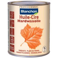 Huile-Cire Hardwaxolie - Noir - Blanchon